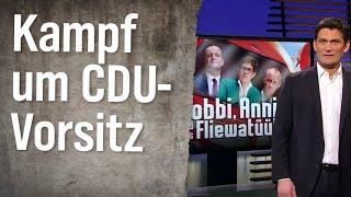 Kampf um CDU-Vorsitz: Robbi, Anni und das Fliewatüüt