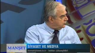 Tvnet-Manset-Ali Degermenci-Cem Kücük-21-05.2014-Halil Berktay