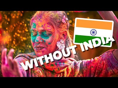 The World Without India - what would it look like? | Fun Facts about why India is great