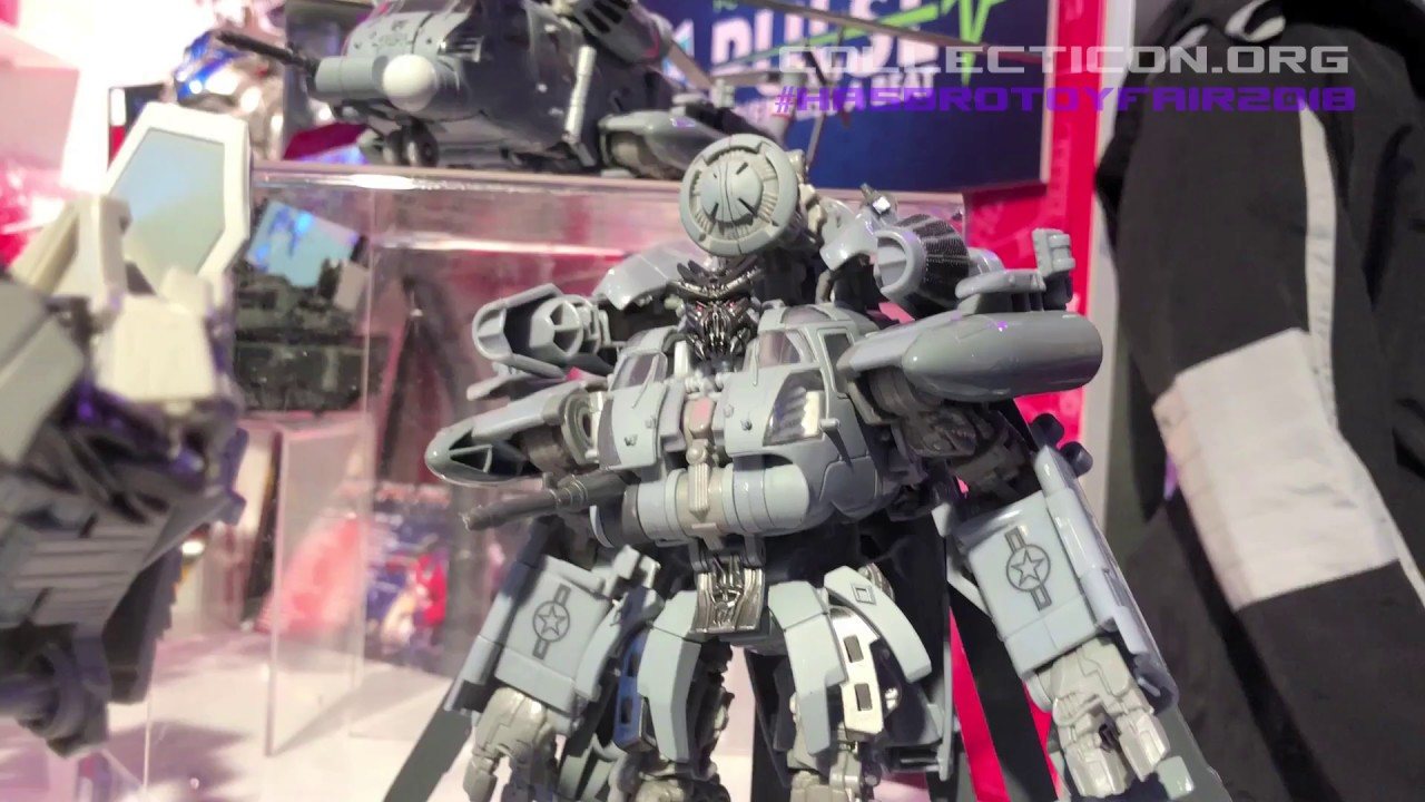 Not Toys For 2018 From Moive : Transformers movie studio series toys at hasbro toy fair