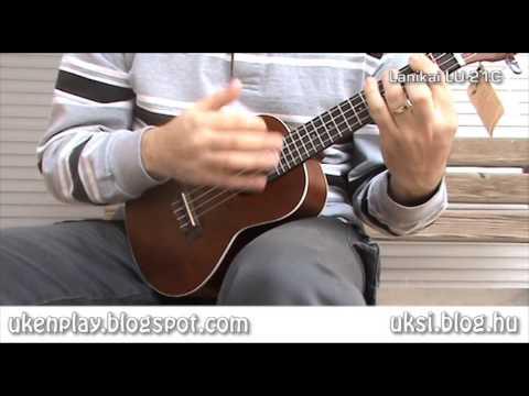 Lanikai Ukulele Lu-21 Lanikai Lu-21c Concert Ukulele