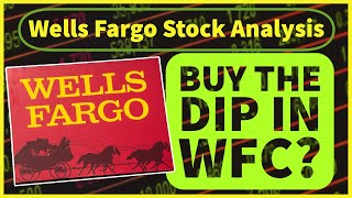 Shares of wells fargo stock are down about 7% after reporting earnings this morning. we analyze if you should buy the now or wait. on surface, ...