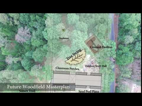 Woodfield Academy - Master Plan Overview