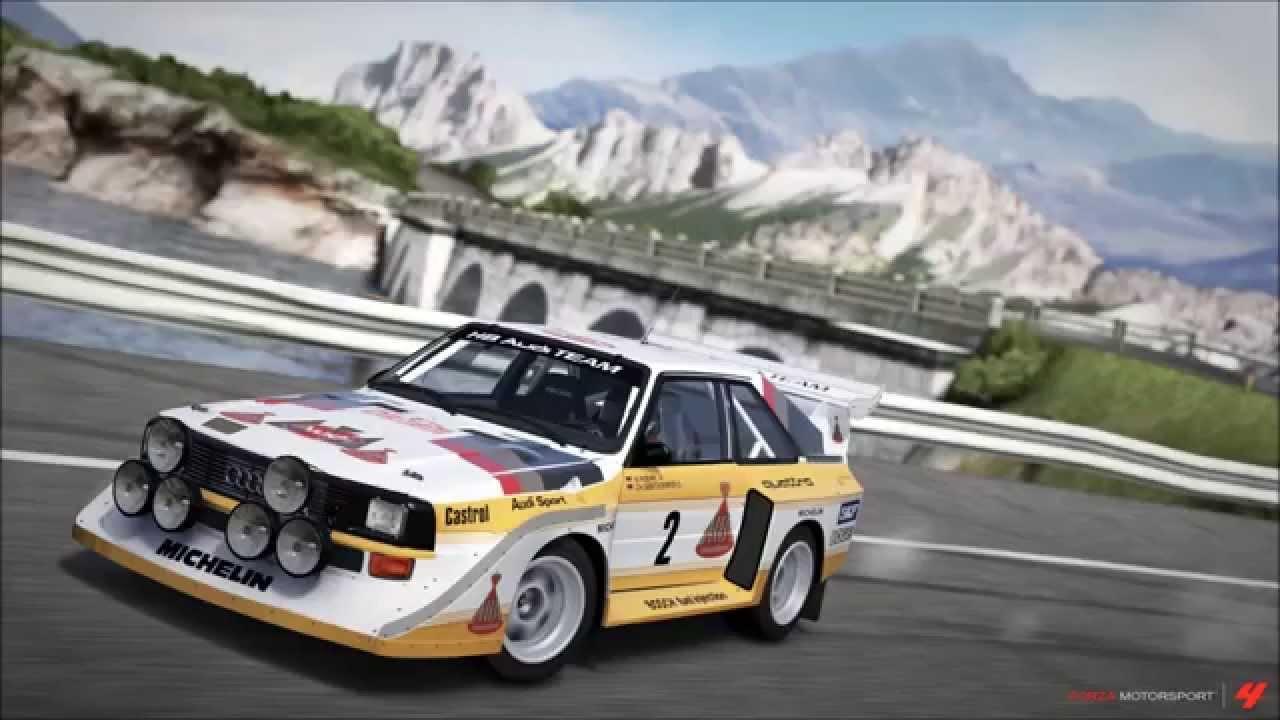 Audi Sport Quattro S1 Pikes Peak 1985 SOUND  YouTube