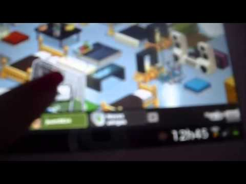 Como entrar no habbo pelo tablet smartphone youtube for Habbo entrar