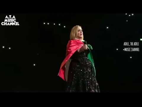ADELE LIVE 2016 MÉXICO CITY