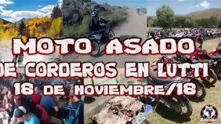 Segundo moto asado en Lutti, Córdoba