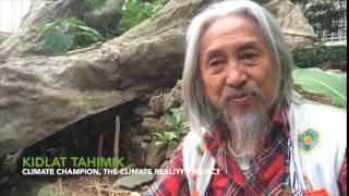 Climate Conversations #1: #RoadtoParis with Kidlat Tahimik (Teaser)