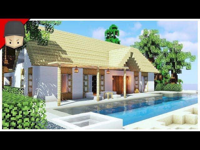 Cute Minecraft House Design Easy Rumah Joglo Limasan Work
