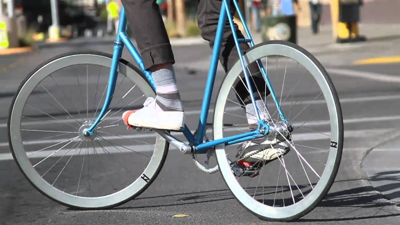 Biciband Handmade Pedal Strap Fixed Gear Youtube