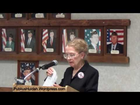 Publius Huldah - Dangers of Article V Convention
