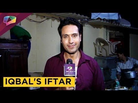 Iqbal Khan' Iftaari With India Forums|Exclusive