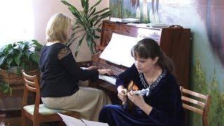 В библиотеку Горняка приехали известные музыканты