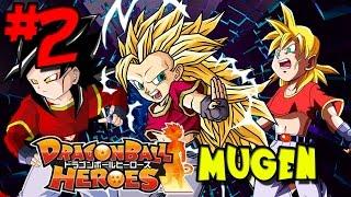 The God Slayer: Super Saiyan Pan! | Dragon Ball Heroes: MUGEN - Episode 2