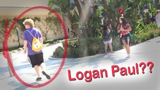 FAKE LOGAN PAUL PRANK! (VIDCON PRANK)