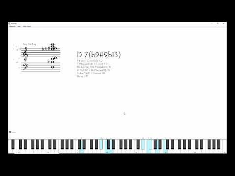 Easy-Mac Ayers--Chords/Piano Lesson