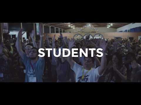 The gospel is at work in the world's universities.