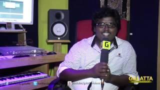 Actor Black Pandi on Vethu Vettu   Galatta Tamil