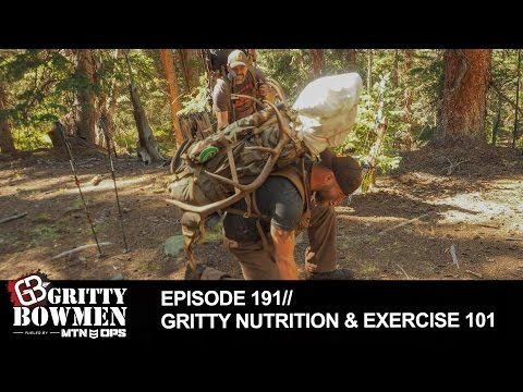 GRITTY Nutrition & Exercise 101