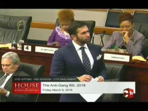 Anti gang Bill Passed Unanimously In Lower House