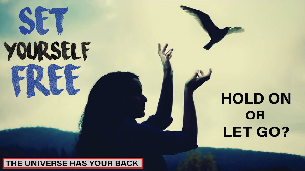 How To Move Forward When You Feel Stuck In Life Let Go Or Hold On