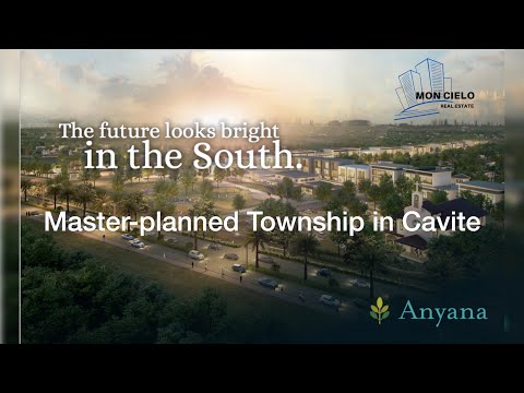 NEW TOWNSHIP DEVELOPMENT IN TANZA CAVITE - ANYANA BY ANTEL LAND