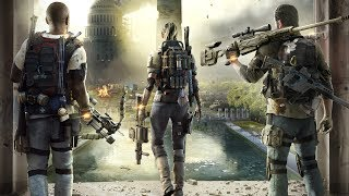 THE DIVISION 2 NEW WALKTHROUGH GAMEPLAY PART 1 - DRONES (E3 2018)