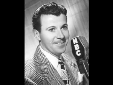 The Night Is Young And You're So Beautiful (1952) - Dennis Day