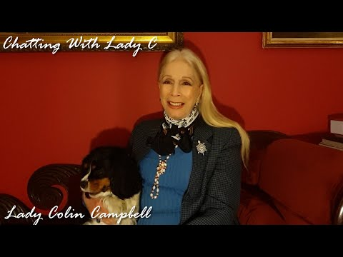 Chatting with Lady C: The Queen affected by Oprah; William v Harry; H & Meg lack culture but canny