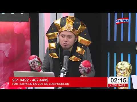 La voz de los Pueblos con David Flores programa completo 16/06/18