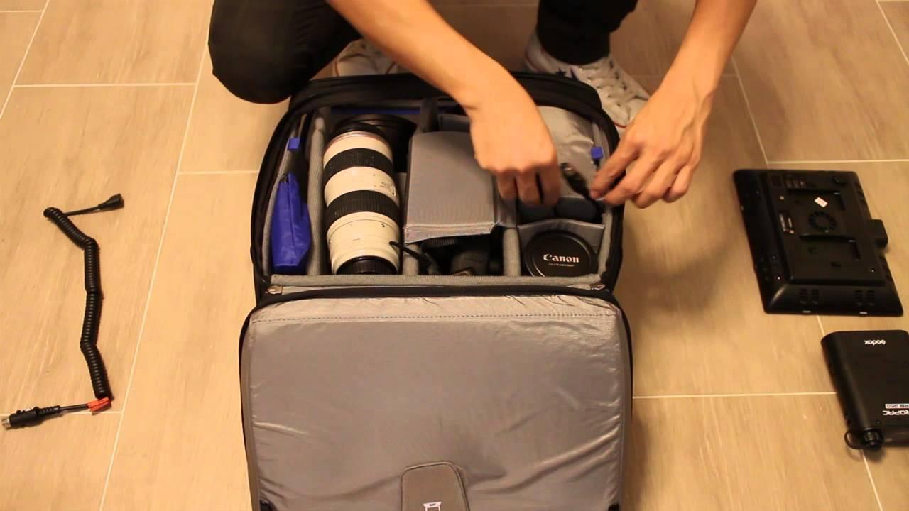 Think Tank Photo Airport Navigator Rolling Bag Black