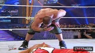Shawn Michaels Vs  John Cena Highlights HD   Wrestlemania 23