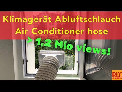 genial!-klimaanlage-abluftschlauch,-klimagerät-fensterdurchführung-diy-airlock,-air-conditioner-hose