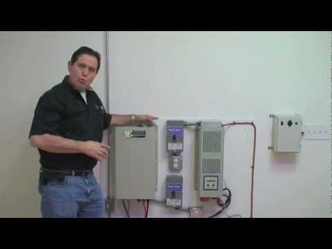 DIY SOLAR POWER GENERATOR INSTALL FREE POWER FREE ENERGY PART 2