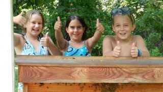 WLBTV #1: Kids & Beekeeping
