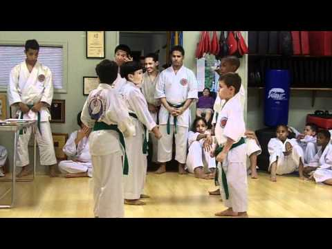 green belt kata