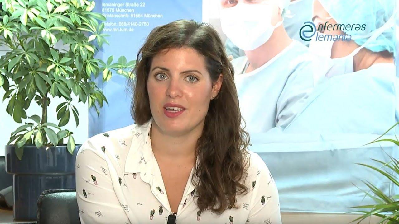 De residencia a hospital público en Alemania - Experiencia de Cristina Ballesteros (enfermera)