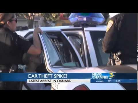 Santa Barbara car theft leads to arrest