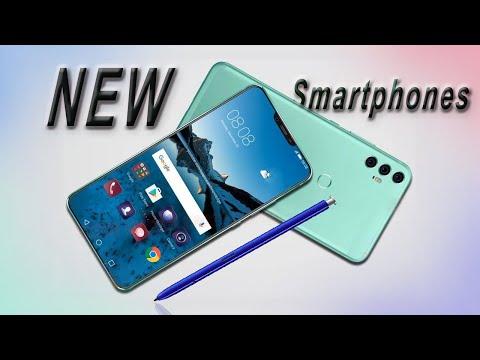 Top 5 NEW Smartphones 2018 | October