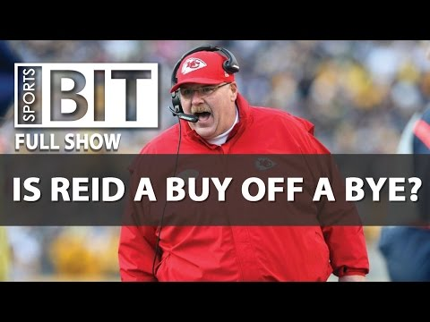 Sports BIT | Is Reid A Buy Off A Bye? | Sports Center For Be