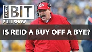 Sports BIT | Is Reid A Buy Off A Bye? | Sports Center For Bettors