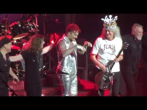 Queen + Adam Lambert - God Save The Queen
