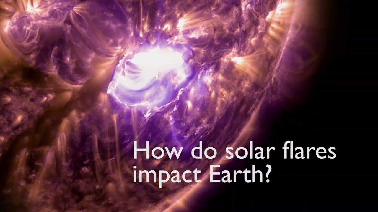 Can solar flair penetrate our atmosphere — photo 6
