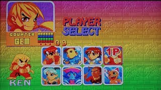 Super Puzzle Fighter II Turbo, HD Remix, PS3