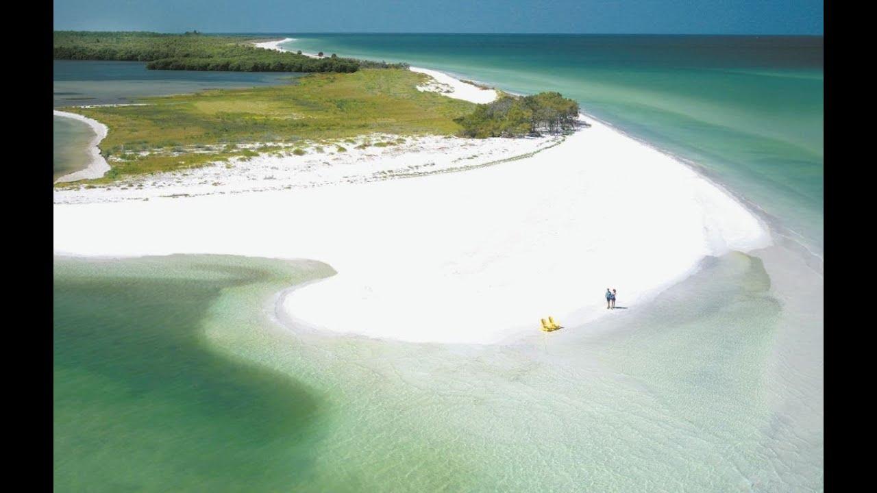 Untouched Beauty: Caladesi Island - YouTube
