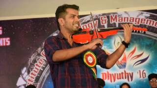 BALABHASKAR PERFORMING at MES Institute of Technology & Management  | Full version
