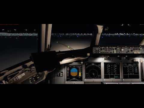 P3D V4 2   Landing at NEW Bilbao Airport!   TropicalSim LEBB