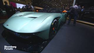 Aston Martin's Most Extreme Car Ever: The Vulcan