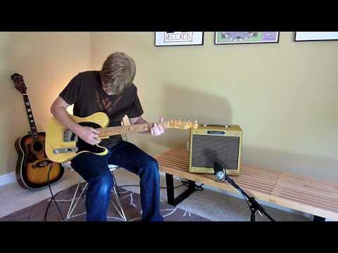 Tungsten Mosaic Amp Part 1 demo by Greg V