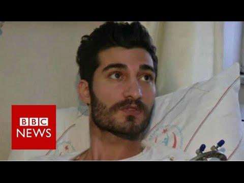 Turkey nightclub attack: 'I played dead' - BBC News